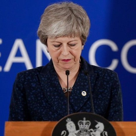 Diario Frontera, Frontera Digital,  THERESA MAY, Internacionales, ,Theresa May firmó carta de dimisión este viernes