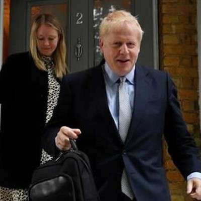Diario Frontera, Frontera Digital,  Boris Johnson, Internacionales, ,Boris Johnson arrasa en la 