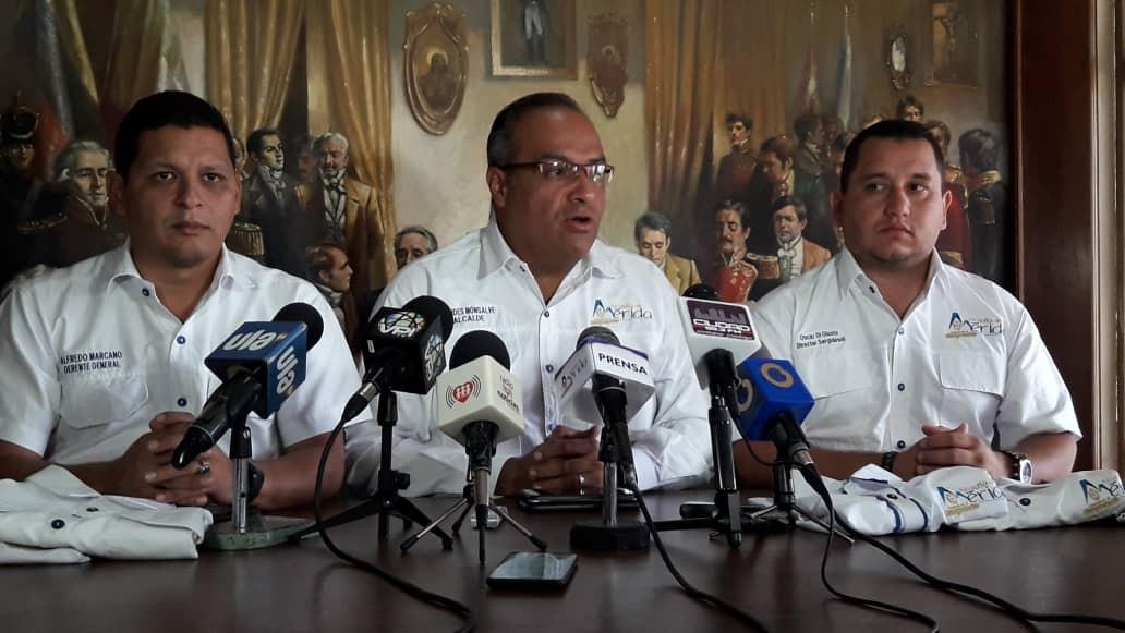 Diario Frontera, Frontera Digital,  ALCALDE, ALCIDES MONSALVE, Regionales, ,Alcalde Alcides Monsalve ejecutará planes y proyectos en pro del desarrollo de Mérida