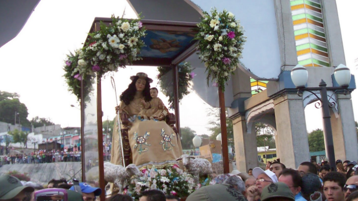 http://www.fronteradigital.com.ve/La Divina Pastora saldrá en procesión en Barquisimeto