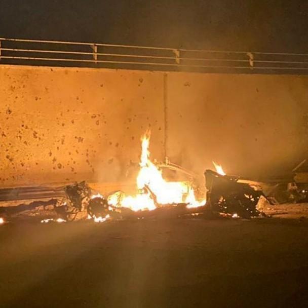 Diario Frontera, Frontera Digital,  ATAQUE, EEUU, Internacionales, ,EEUU lanza nuevo ataque a convoy de Hashd al Shaabi en Bagdad