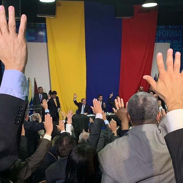 Diario Frontera, Frontera Digital,  ELECCIÓN, Nacionales, ,«Mejor él y no un traidor»: hasta quienes  no querían a Guaidó rechazan a Parra