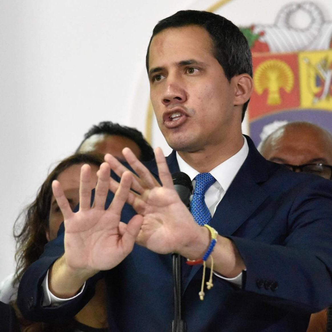 Diario Frontera, Frontera Digital,  JUAN GUAIDÓ, Internacionales, ,Estados Unidos aplaude el distanciamiento  de México y Argentina de Maduro