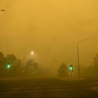 Diario Frontera, Frontera Digital,  AUSTRALIA, Internacionales, ,El humo de los incendios en Australia  va camino de dar la vuelta al mundo