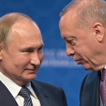 Diario Frontera, Frontera Digital,  PUTIN, ERDOGAN, Internacionales, ,Putin y Erdogan abogan por evitar  «un nuevo incendio» en Oriente Próximo
