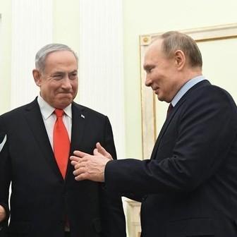 Diario Frontera, Frontera Digital,  PAZ EN EL MEDIO ORIENTE, Internacionales, ,Netanyahu presenta a Putin en Moscú  el plan de paz de Trump sobre el conflicto palestino