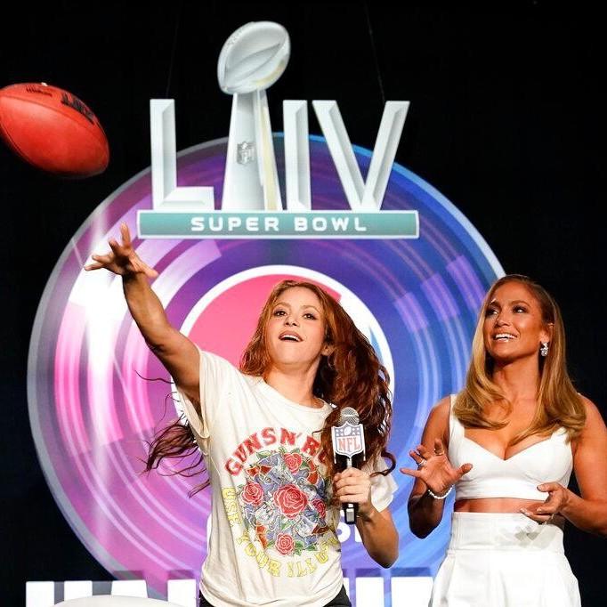 """Frontera Digital,  SUPER BOWL, Entretenimiento,  JLo y Shakira: """"Haremos homenaje a los latinos y a nuestra cultura"""" en el Super Bowl"""