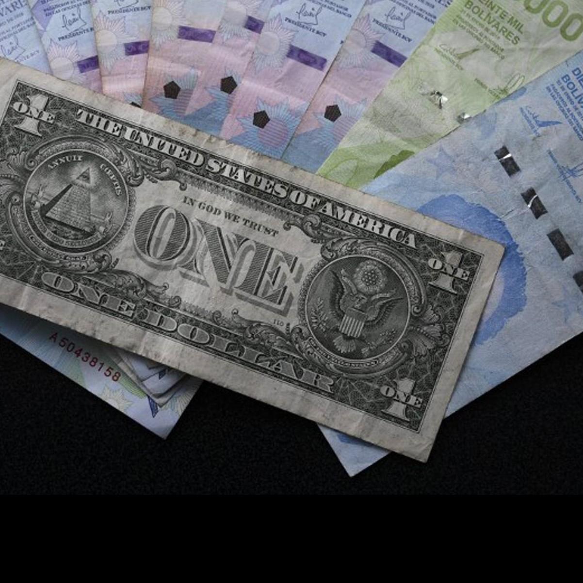 Diario Frontera, Frontera Digital,  BOLÍVAR, Nacionales, ,Enero: El bolívar queda desfasado  en una economía parcialmente dolarizada