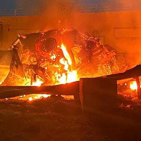 Diario Frontera, Frontera Digital,  IRAK, Internacionales, ,EE.UU. mata al general iraní Soleimani  en un ataque aéreo sobre el aeropuerto de Bagdad