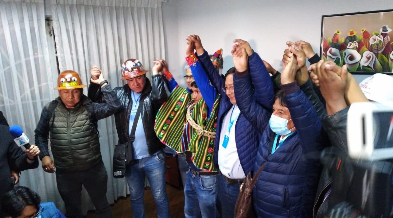 Diario Frontera, Frontera Digital,  LUIS ARCE, Internacionales, ,Presidentes, expresidentes y personalidades destacan triunfo de Arce  y ven que Morales también es el ganador