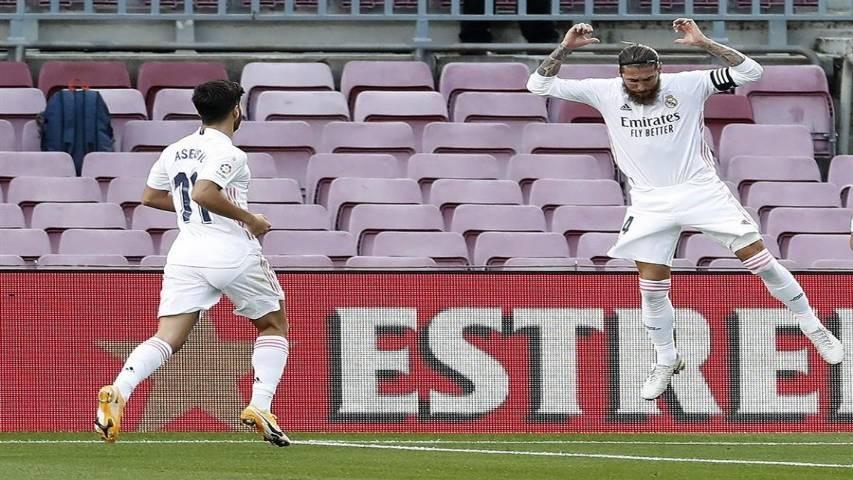 Diario Frontera, Frontera Digital,  REAL MADRID, Deportes, ,Real Madrid derrotó al Barcelona y se llevó el clásico
