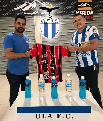 Diario Frontera, Frontera Digital,  ULA F.C., Deportes, ,Distribuidora Centro Occidente C.A. es el nuevo patrocinante del ULA FC