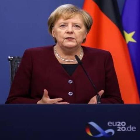 Diario Frontera, Frontera Digital,  ALEMANIA, ÁNGELA MERKEL, Internacionales, ,Merkel pide a alemanes permanecer en casa ante repunte del covid