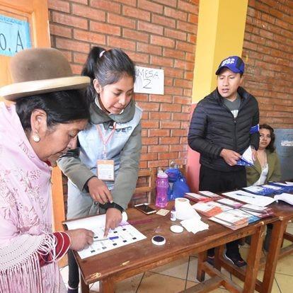 Diario Frontera, Frontera Digital,  ELECCIONES EN BOLIVIA, Internacionales, ,Bolivianos  eligen a un nuevo  poder político, asisten 7,3 millones votantes