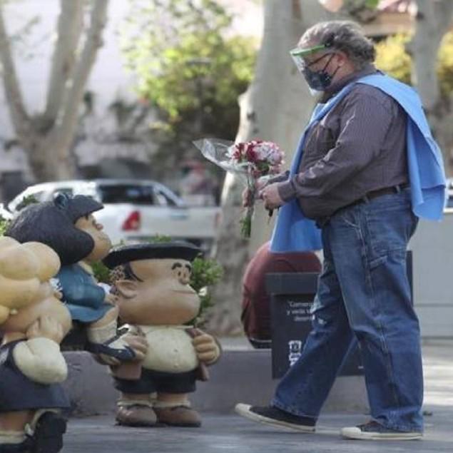 Diario Frontera, Frontera Digital,  QUINO, Internacionales, ,Argentina decretó duelo nacional por la muerte de Quino