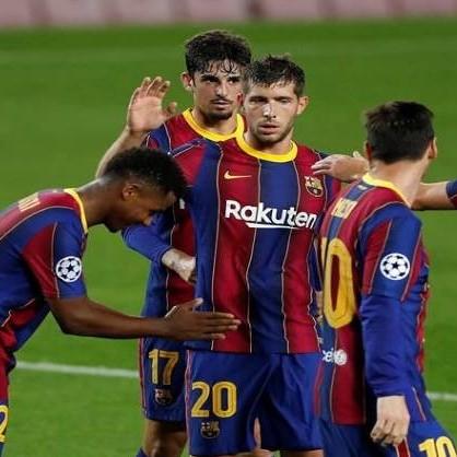 Diario Frontera, Frontera Digital,  BARCELONA, Deportes, ,Barcelona debutó con goleada en la Champions League