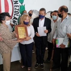 Diario Frontera, Frontera Digital,  DON BERNARDO ARANGUREN, Regionales, ,Adecos merideños rindieron homenaje a Bernardo Aranguren