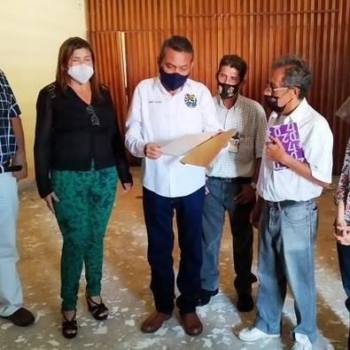 Diario Frontera, Frontera Digital,  HOSPITAL  II Adán Muñoz Calleja, Panamericana, ,Ramón Guevara entregó 300 millones de bolívares  para sala de anatomía patológica