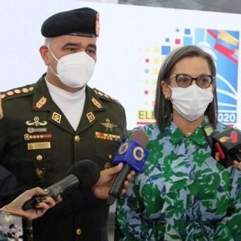 Diario Frontera, Frontera Digital,  CNE, Nacionales, ,Presidenta del CNE: Centros de votación  están listos para el simulacro electoral del 25 de octubre