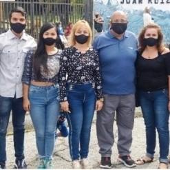 Diario Frontera, Frontera Digital,  PRIMERO VENEZUELA, Politica, ,Primero Venezuela estuvo presente en simulacro electoral