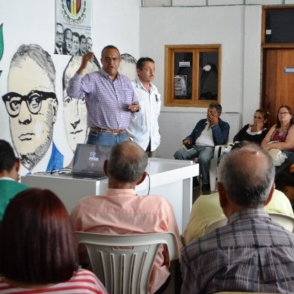 Diario Frontera, Frontera Digital,  ALCIDES MONSALVE, AD, AD MÉRIDA, Panamericana, ,AD NO DEJARÁ DE PARTICIPAR EN NINGUNA CONTIENDA ELECTORAL