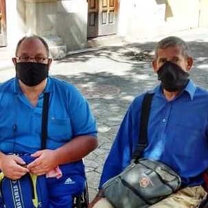 Diario Frontera, Frontera Digital,  ATLETAS EN SILLAS DE RUEDA, Deportes, ,Personas en sillas de ruedas piden apoyo para poder surtir combustible