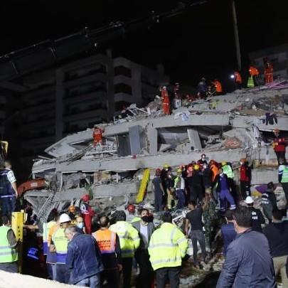 Diario Frontera, Frontera Digital,  TERREMOTO, Internacionales, ,Terremoto  sacudió a Grecia y Turquía