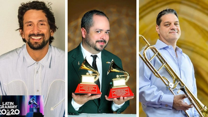 http://www.fronteradigital.com.ve/Tres venezolanos se alzaron con el Grammy Latino