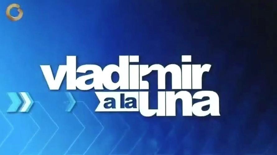 http://www.fronteradigital.com.ve/Vladimir a la 1 regresa este lunes a Globovisión