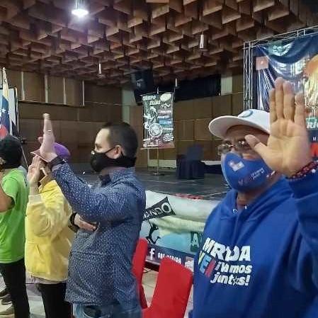 Diario Frontera, Frontera Digital,  COMANDO DARÍO VIVAS, Politica, ,Jehyson Guzmán: el 6-D  está en juego el derecho de los jóvenes a tener futuro