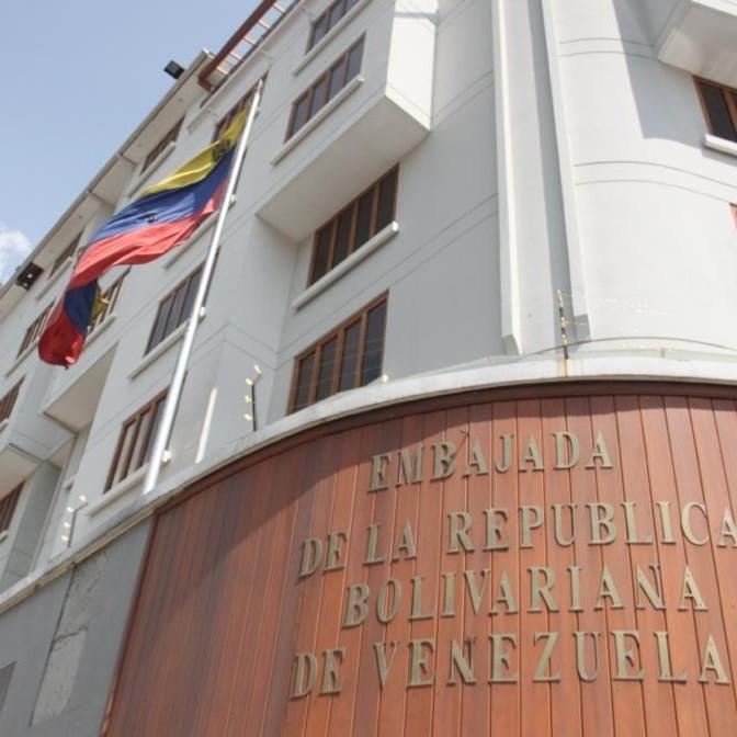 Diario Frontera, Frontera Digital,  BOLIVIA, Internacionales, ,Venezuela recupera sede diplomática en la capital de Bolivia La Paz