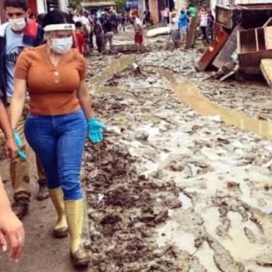 Diario Frontera, Frontera Digital,  EMERGENCIA EN EL TÁCHIRA, Nacionales, ,Lluvias en Táchira dejan más  de siete municipios en emergencia
