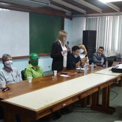 Diario Frontera, Frontera Digital,  MARÍA EUGENIA FEBRES CORDERO, Politica, ,María Eugenia Febres – Cordero se reunió con los profesionales y técnicos de Mérida