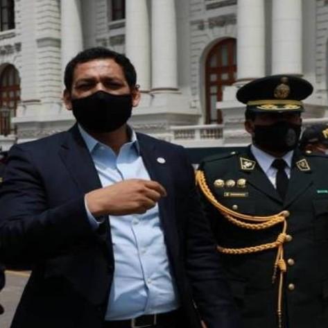 Diario Frontera, Frontera Digital,  CRISIS EN PERÚ, Internacionales, ,Presidente de Congreso de Perú pide renuncia de Merino o será destituido
