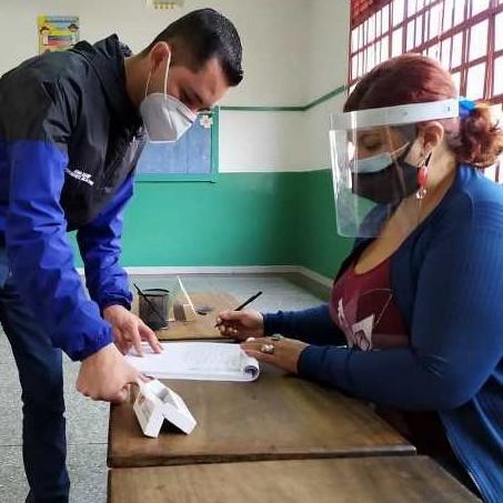Diario Frontera, Frontera Digital,  JESÚS ARAQUE, Politica, ,Jesús Araque: En menos de cinco segundos  se podrá ejercer el derecho al voto el 6D
