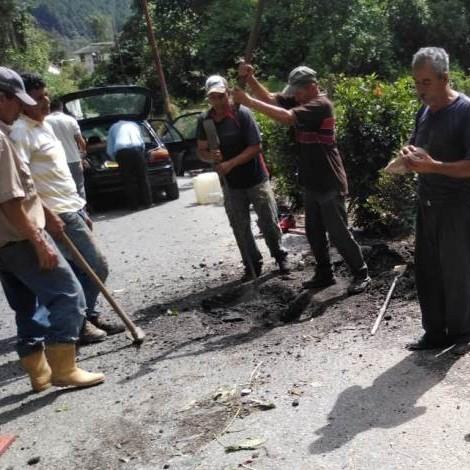 Diario Frontera, Frontera Digital,  EL SALADO, SIN AGUA POTABLE, Regionales, ,Las lluvias causaron estragos en el sistema  de distribución de agua potable en El Salado