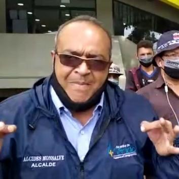 Diario Frontera, Frontera Digital,  ALCIDES MONSALVE CEDILLO, Regionales, ,¡No nos van a detener en el propósito de que  Mérida sea la ciudad más limpia de Venezuela!