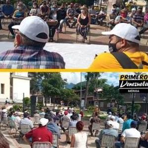 Diario Frontera, Frontera Digital,  PRIMERO VENEZUELA, Politica, ,Juramentado Equipo de Defensores del Voto de Primero Venezuela