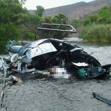 Diario Frontera, Frontera Digital,  JORGE BRITOS, ACCIDENTE EN SALTA, Internacionales, ,Murió el banquero Jorge Brito al estrellarse su helicóptero en Salta