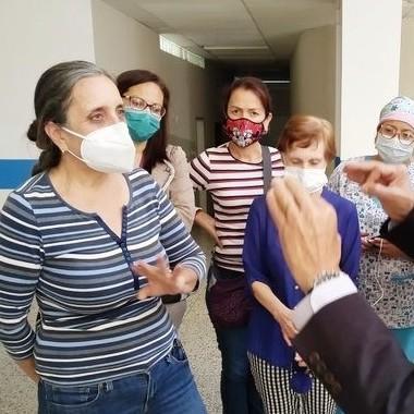 Diario Frontera, Frontera Digital,  ONCOLOGÍA DEL IAHULA, Salud, ,La Gobernación de Mérida rehabilitará  aire acondicionado de la unidad oncológica del Iahula