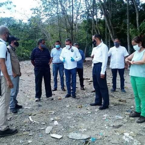 Diario Frontera, Frontera Digital,  VERTEDERO DE ONIA, Panamericana, ,Vertedero de El Vigía se mantiene operativo  gracias al apoyo del Gobierno regional