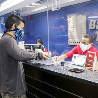 Diario Frontera, Frontera Digital,  BANCO DEL TESORO, Nacionales, ,105 agencias habilitará el Banco del Tesoro esta semana de flexibilización