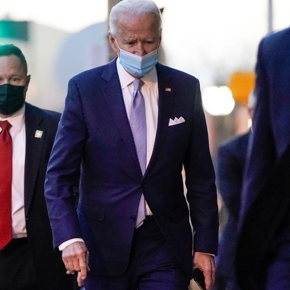 Frontera Digital,  JOE BIDEN, Internacionales,  Joe Biden tiene dos fracturas en el pie