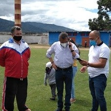 Diario Frontera, Frontera Digital,  RAMÓN GUEVARA JAIOMES, TORNEO SEGUNDA DIVISIÓN, Regionales, ,Gobernador Ramón Guevara ratificó su apoyo al torneo de la Segunda División en Mérida