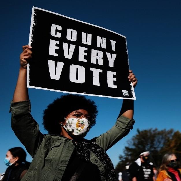 Diario Frontera, Frontera Digital,  ELECCIONES EN EE.UU., Internacionales, ,Biden se acerca a la Casa Blanca  y Trump impugna conteo de votos