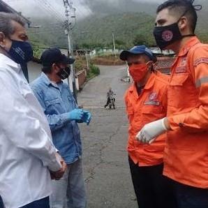 Diario Frontera, Frontera Digital,  PC, GOBIERNO DE MÉRIDA, Regionales, ,Gobierno regional atiende emergencias  por lluvias caídas durante los últimos días