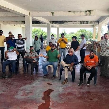 Diario Frontera, Frontera Digital,  VP, Politica, ,Comando de campaña de la Consulta Popular  activó su maquinaria en Mérida