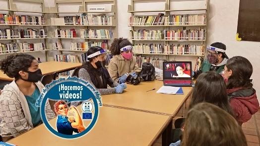 http://www.fronteradigital.com.ve/PROMEDEHUM capacita a mujeres merideñas  en técnicas audiovisuales de difusión