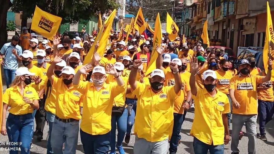 """http://www.fronteradigital.com.ve/""""El 6D será un día histórico y daremos una lección  de resistencia democrática"""""""
