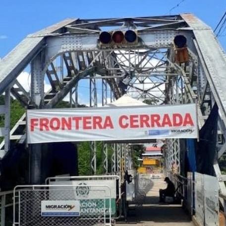 Frontera Digital,  FRONTERA CERRADA, Internacionales,  Cierre de frontera colombo-venezolana se mantendrá hasta enero